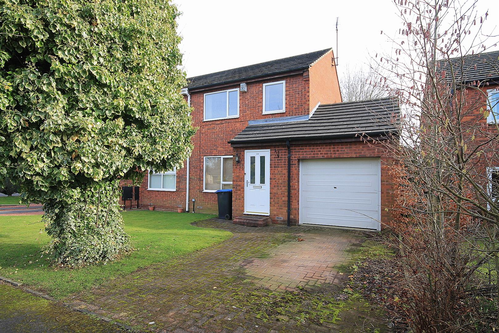 3 Bedrooms Semi Detached House for sale in Priors Grange, High Pittington, Durham